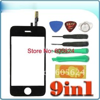 For iphone 3GS  Touch Screen Glass  Replacement Digitizer LCD Touch Screen with Tools