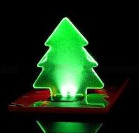 2014 sale hot sale abs 6-10w flashlight plasma ball table lamp  christmas tree night led pocket lamp lighting card light#6002