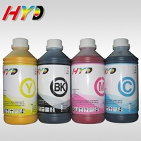 Free shipping Dye Sublimation ink for EPSON stylus NX125 NX127  printer  4  Liters  T1241-T1244  DIY heat transfer T-shirt