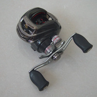 Free Shipping, New, Trulinoya, DW1000 Left : 10+1BB Baitcasting fishing reel