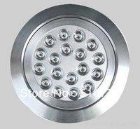 18w Led Ceiling Light AC100-240V 1800lumens 80% energy-saving