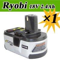 Ryobi 18V Lithium Battery 2400mAh Ryobi 18V Compact Battery ONE+ Cordless drill