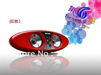 3pcs/lot Sports MP3 Player Mini Music Speaker Sound box for iPhone , ipad ,mp3 ,mp4,computer,MD,CD