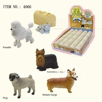 3D PUZZLE ANIMAL ( 4 ASSORTED DOGS  #4066 )