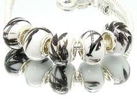 Min.order is $10( mix order ) T26 FREE SHIPPING 5pcs Ceramics European Beads Fits Charm Bracelet