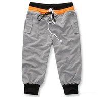 Free Shipping Men's Pants,Sports trousers Summer slacks leisure pants,4color,5sizes,100%guarantee ,drop shipping WP3