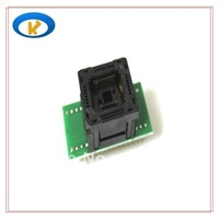 Chipset Programmer Socket PLCC32 with YAMAICHI adapter