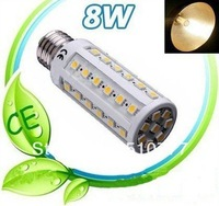 free shipping hotsale High lumens 8w E27 led corn light