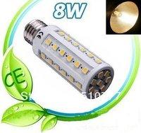 free shipping hotsale High lumens 8w E27 led corn light