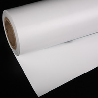 4011 White 3.3m width PVC stretch ceiling system