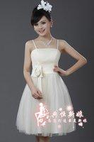 cheap summer wedding dress 2012 New style free P&P