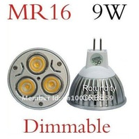 Wholesale MR16 GU10 E27 B22 E14 9W LED Spot Light Bulb led Downlight 600lm
