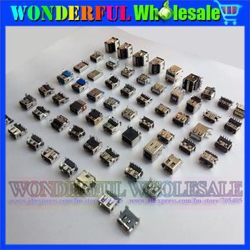 50models,50pcs, Sample package,Laptop USB Jack/USB Socket/USB Connector
