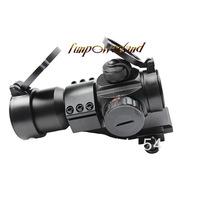 1X30 (1*30) M3 Fogproof Red *Green Dot Sight Riflescope