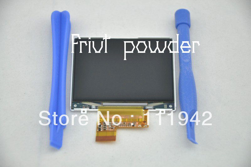 New LCD Screen Display Repair Part For iPod Classic 6th Gen 6G + Tools(China (Mainland))