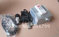 10W fiber optic illuminator with DMX512 function, with remote conroller
