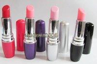 free shipping lipstick sex vibrator,adult sex toys,10pcs/lot