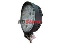 New Multi-function 24W LED Work Lamp Spot Beam 10-30V DC Waterproof (10063)