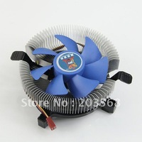 Free Shipping CPU Cooling Fan Cooler Heatsink For Intel LGA 775 AMD AM2 754 939 940 Socket