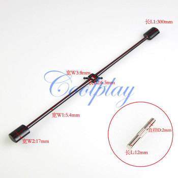 Free Shipping 5pcs/Lots LT711-10 balance bar  spare parts for Egofly LT711 72cm 3.5ch Metal rc helicopter with camera