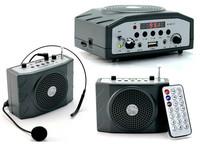 Hot sale KU-898 speaker tour guide FM USB function 25W