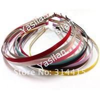 5MM lined metal headbands 320pcs/lot