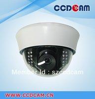CCTV Color Plastic Dome Security Camera indoor dome surveillance camera EC-D5082IR/EC-D6082IR/EC-D7082IR-S