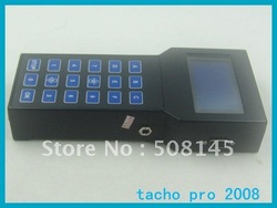 Top programmer tacho pro 2008 2012 100% Unlock LCD display Expertise car Multiplexer &amp; Analyzers(China (Mainland))