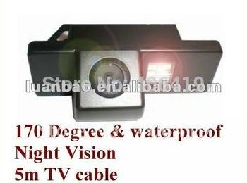 Car camera for NISSAN QASHQAI X-TRAIL Geniss Pathfinder Dualis Navara Peugeot 307 rearview camera Night version