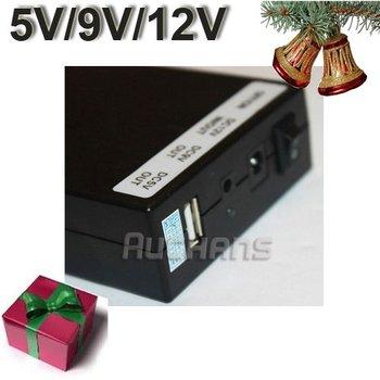 Multi-function 5V/9V/12V Rechargeable battery pack YSD-998