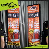 Advertising Backpack Banner
