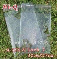 400pcs New Self Adhesive Seal Packaging Plastic Bag 12cmx17cm