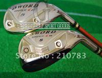 New Katana Sword Sniper i irons.Dynamic R300 Steel/Regular/Flex(5-S,P,A 8pcs)Golf Clubs With head covers Free shipping