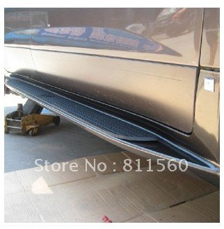BUICK ENCLAVE OE STYLE RUNNING BOARD SIDE STEP BAR BLACK 2008 2009 2010(China (Mainland))