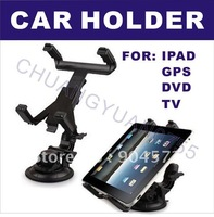 "Free Shipping Car Holder for 7"",8"",10"" Tablet,GPS DVD,TV Black"