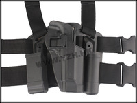 Black Hawk CQC for Beretta 92 96 Holster Black Platform Set RH free ship
