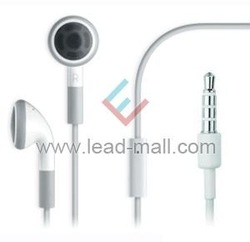 Stereo Headset for iPhone 3G&amp;3GS free shipping by dhl(China (Mainland))