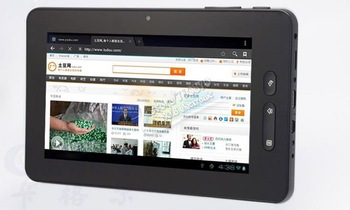 Hot! Cheap android 4.0 tablet pc Rockchip 2906 512MB/4GB Multi-Touch Capacitive Camera superpad