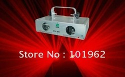 dj laser-180mw red dj laser light DMX Disco party light stage lighitng show equipment(China (Mainland))