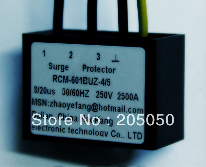 New Lightning Surge Absorber-RCM-781BQZ-4/5(single-phase)(China (Mainland))