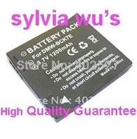DMW-BCK7E Li-ion Battery for PANASONIC DMC-S1 FX77 FS37 FS35 FS18 FS16 S3  Free shipping