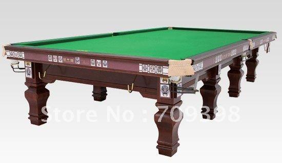 free shipping world famous billiard pool table(China (Mainland))