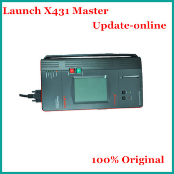 A+Quality Expertise scanner launch x431 master original 2012 version touch screen and backlit