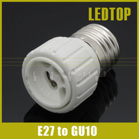 NEW E27 Male to GU10 Female Screw LED Halogen CFL Light Bulb Base Lamp Socket Adapter Holder Converter