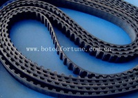 340T5 round timing belt 15mm width 340mm length 68 teeth/rubber with glassfibre