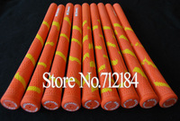 wholesale golf equipment New IOMIC Sticky Orange/Yellow Golf Grip 20pc/Lot Can mix color  Free Shipping