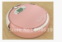 2012 Newest Brand Top Selling Model ,0.7L Rubbish Box/ Automatic Vacuum Cleaner with UV lights+Virtual Wall+More than 90 minutes
