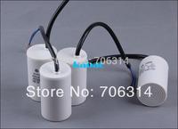 Free shipping 1PCS 450V 25uF capacitor CBB60.Motor capacitor.