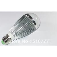 600-650LM+High Power B22 E27 7W LED Lamp,LED Bulb,LED Light,AC90V-265V