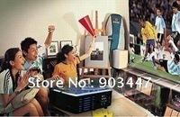 top-selling 3d multimedia (projector,projektor,projecteur,proyector,projektori,teilgeoir,proiettore)  for home,business,teaching